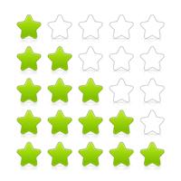 Online Reviews Stars