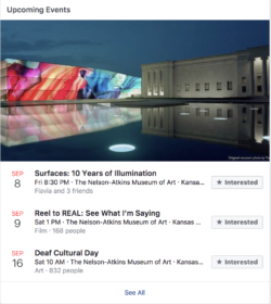 nelson atkins museum of art events on facebook